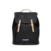 R BAG 312 COATED CANVAS BLACK - RAWROW