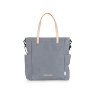 LONG TOTE 501 / COTNA WAX - GRAY - RAWROW