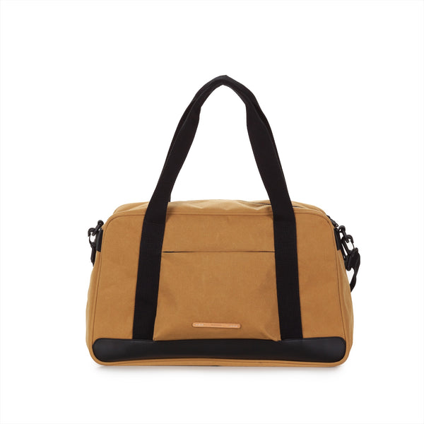 SMALL BOSTON BAG 340 I 300 Active Series I CAMEL - RAWROW