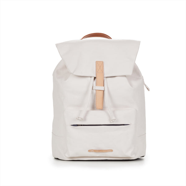 BACKPACK 512 I 100 Commute Series I WHITE - RAWROW