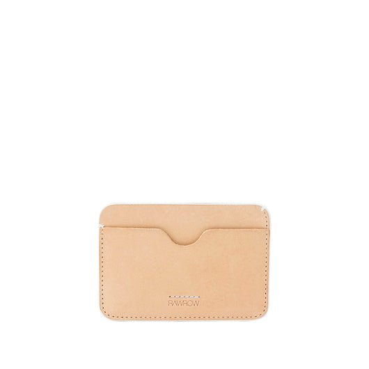 R WALLET 201 LEATHER NATURAL - RAWROW