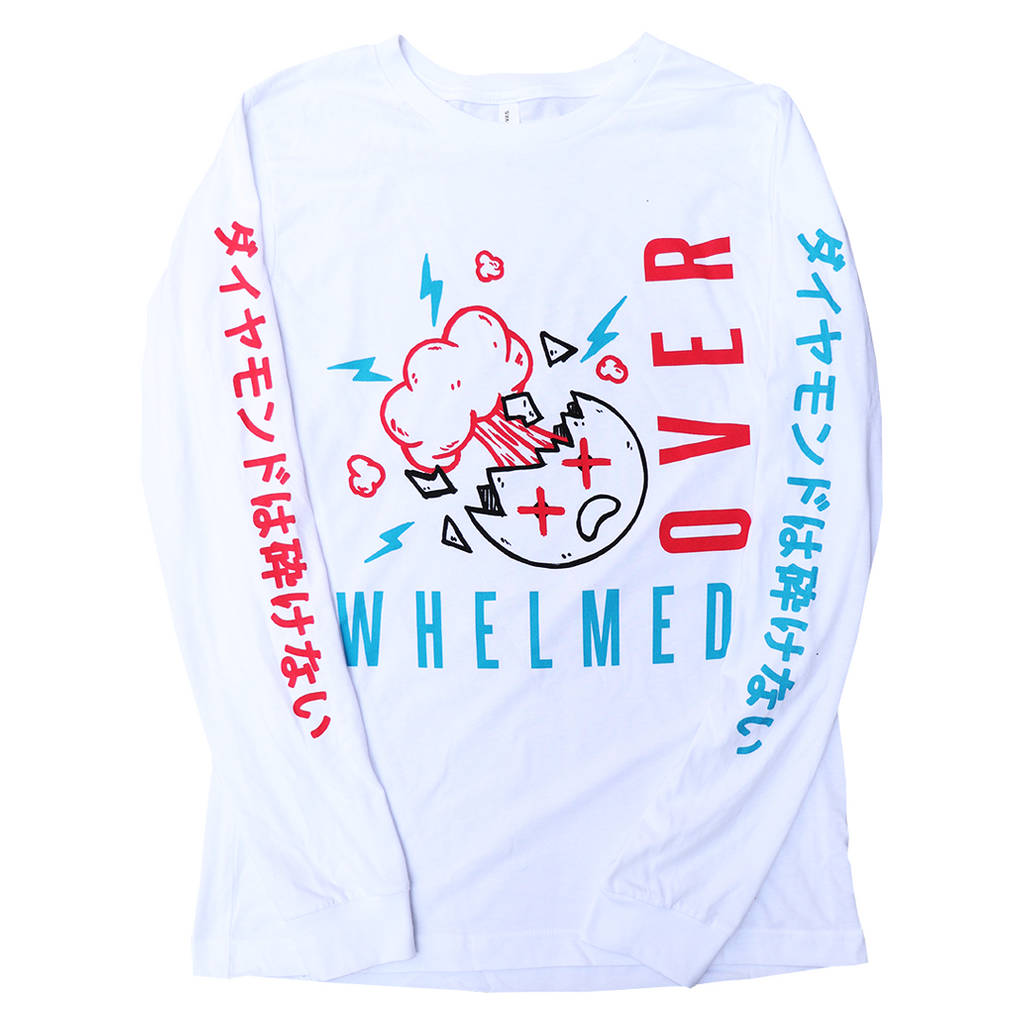 Overwhelmed Long Sleeve