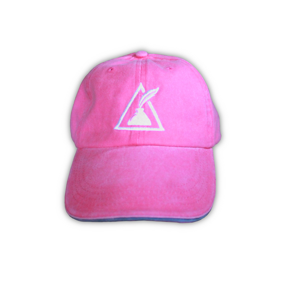 Pink ILM Dad Hat