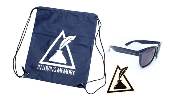 ILM Starter Pack (Bag, Sunglasses, Sticker)