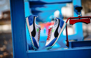 Puma Fast Rider Ride On Blue