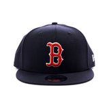 New Era 70183445 | 950 Snap Back Mlb (Mens) Boston Red Soxs One / Navy Hats