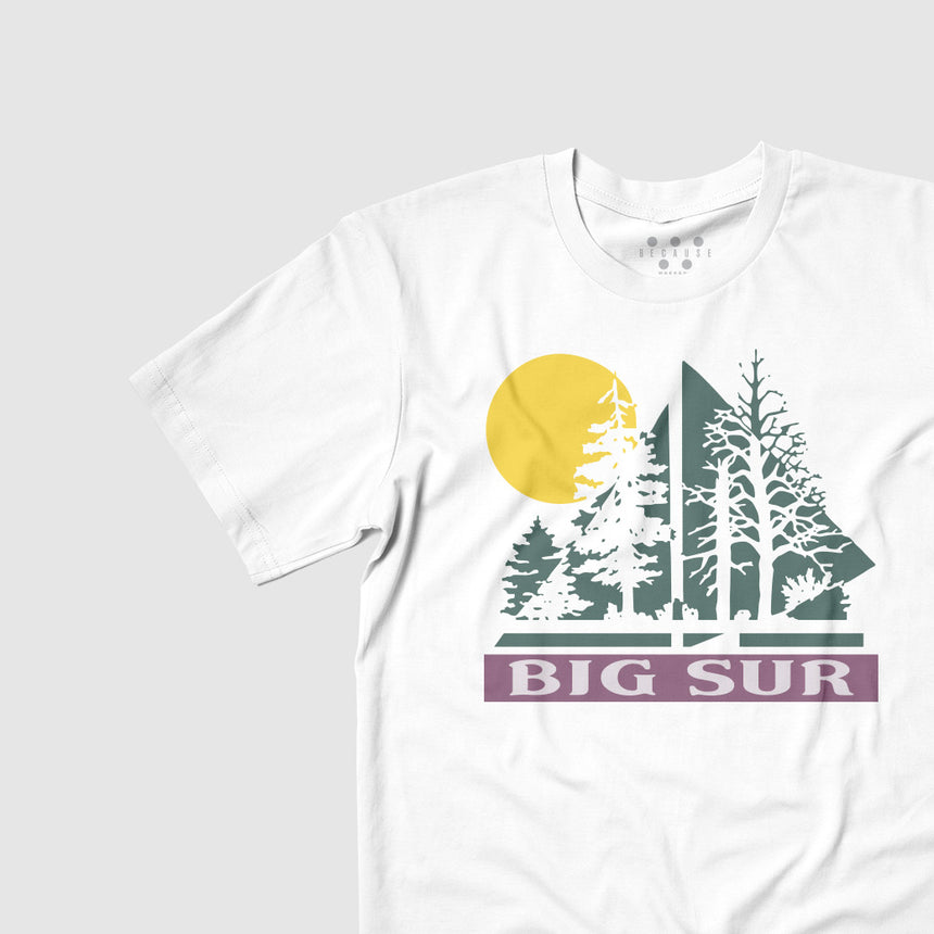 Big Sur Forest Tee