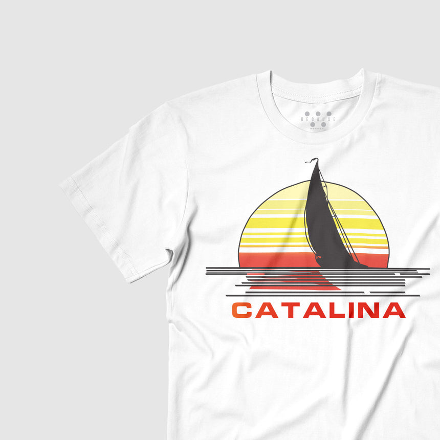 Because California Tee