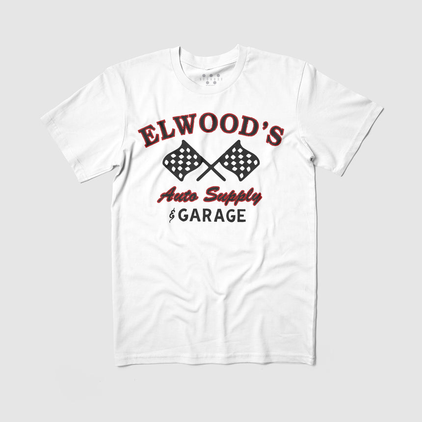 Elwoods Auto Supply Tee