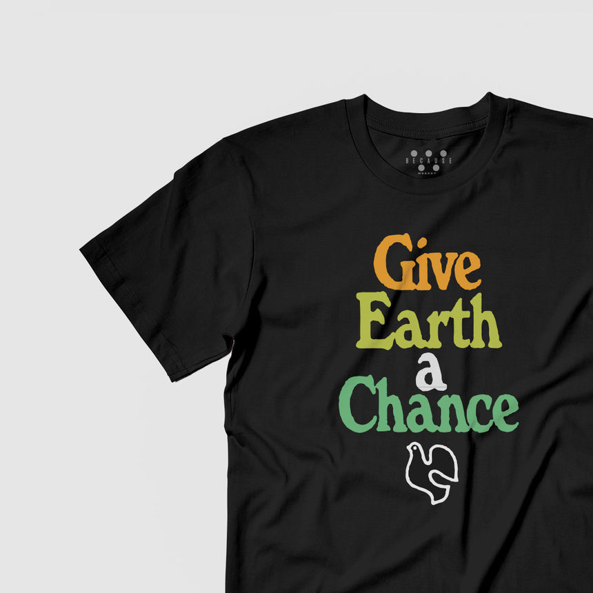 Because Earth Tee