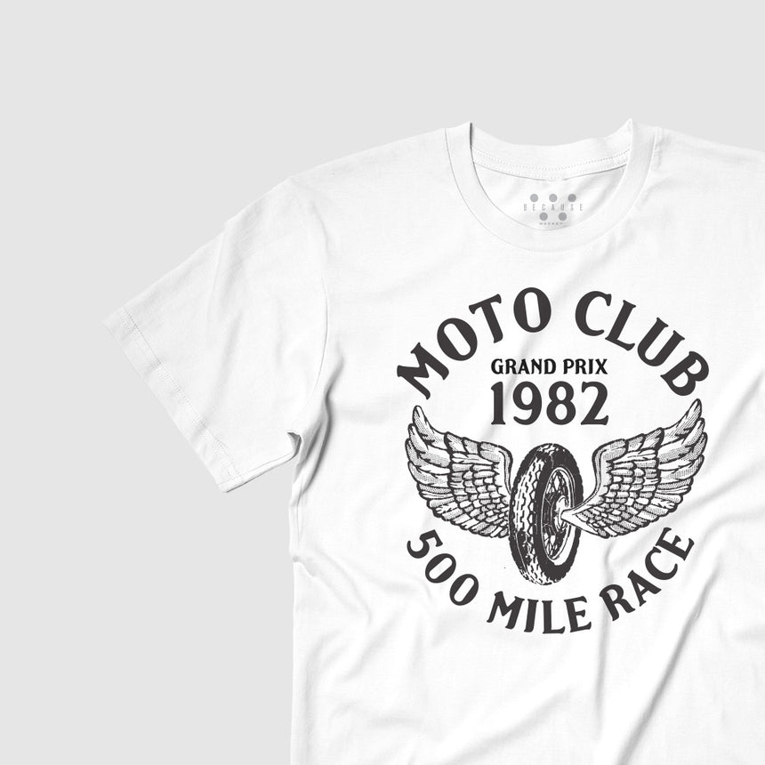 Atlantic Racing Club Tee