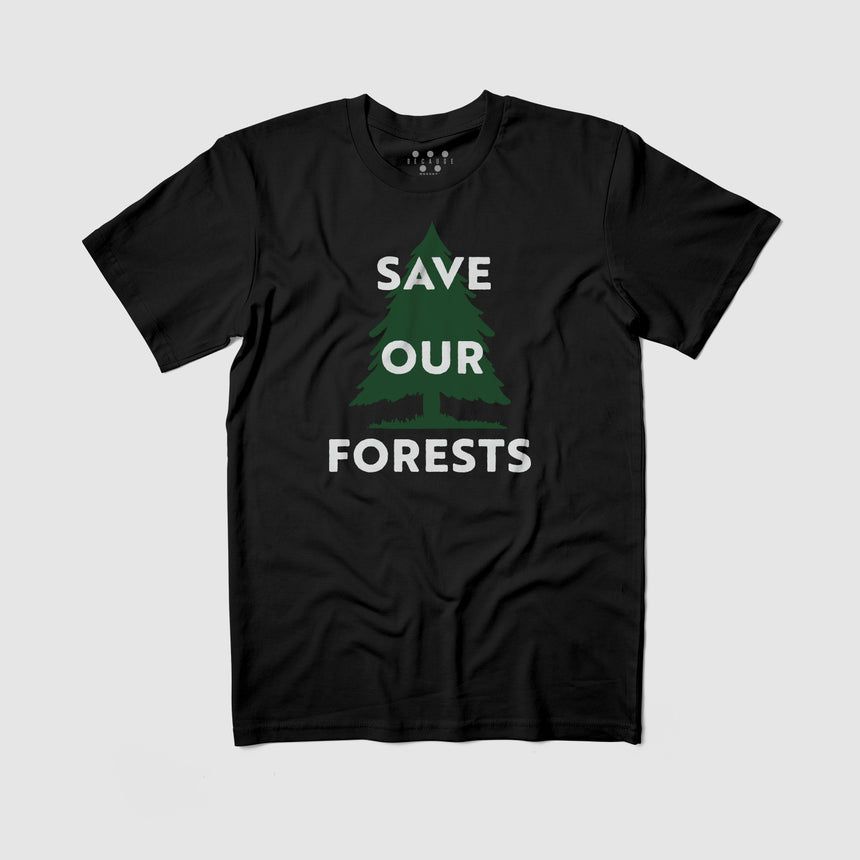 Save Our Forests Tee