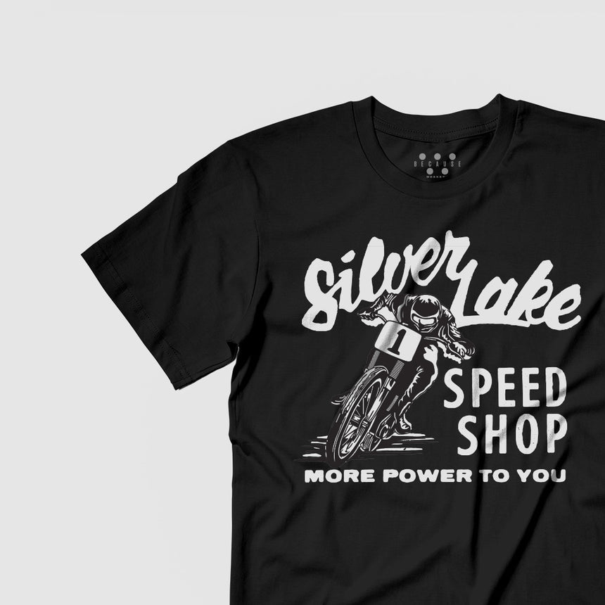 Silver Lake Speed Shop Tee