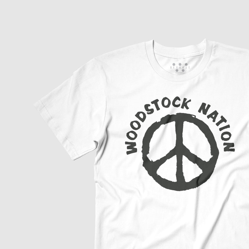 Woodstock Nation Tee