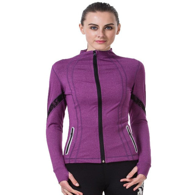 Fitness Yoga Jacket
