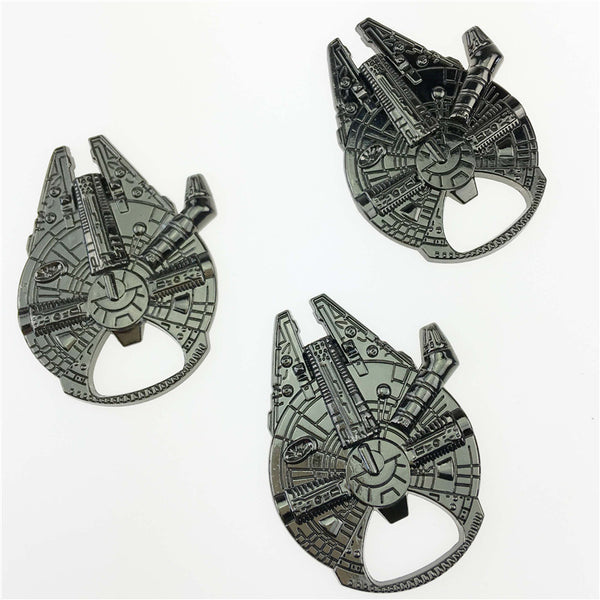 Star Wars Millennium Falcon Bottle Opener For Beer$1.59 $1.59 $1.59 beer, bottle opener, hans solo, keg, millennium falcon, star wars kitchen tools Kitchen Cooking Gadgets $5.95 $5.95 $5.95 Kitchen Cooking Gadgets