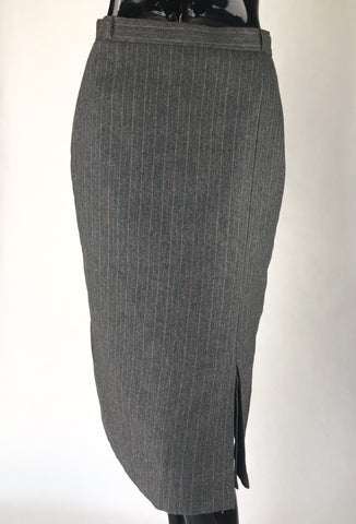Vintage 90's Shades of Gray Skirt