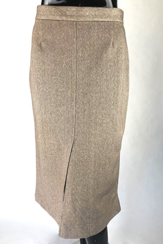 Vintage Librarian Pencil Skirt