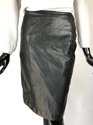 Vintage Fade to Black Skirt