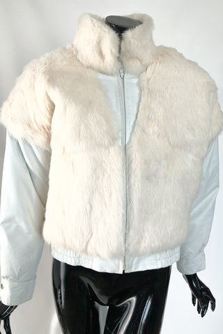 Triple Threat Fur Jacket