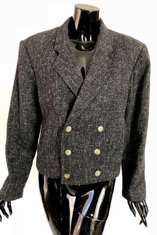 Black Noise Blazer
