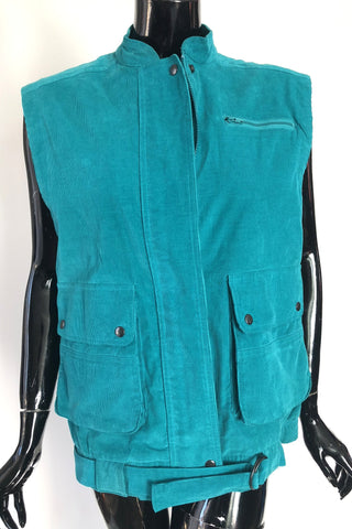 Cord and Carry Cargo Vest 2 colors