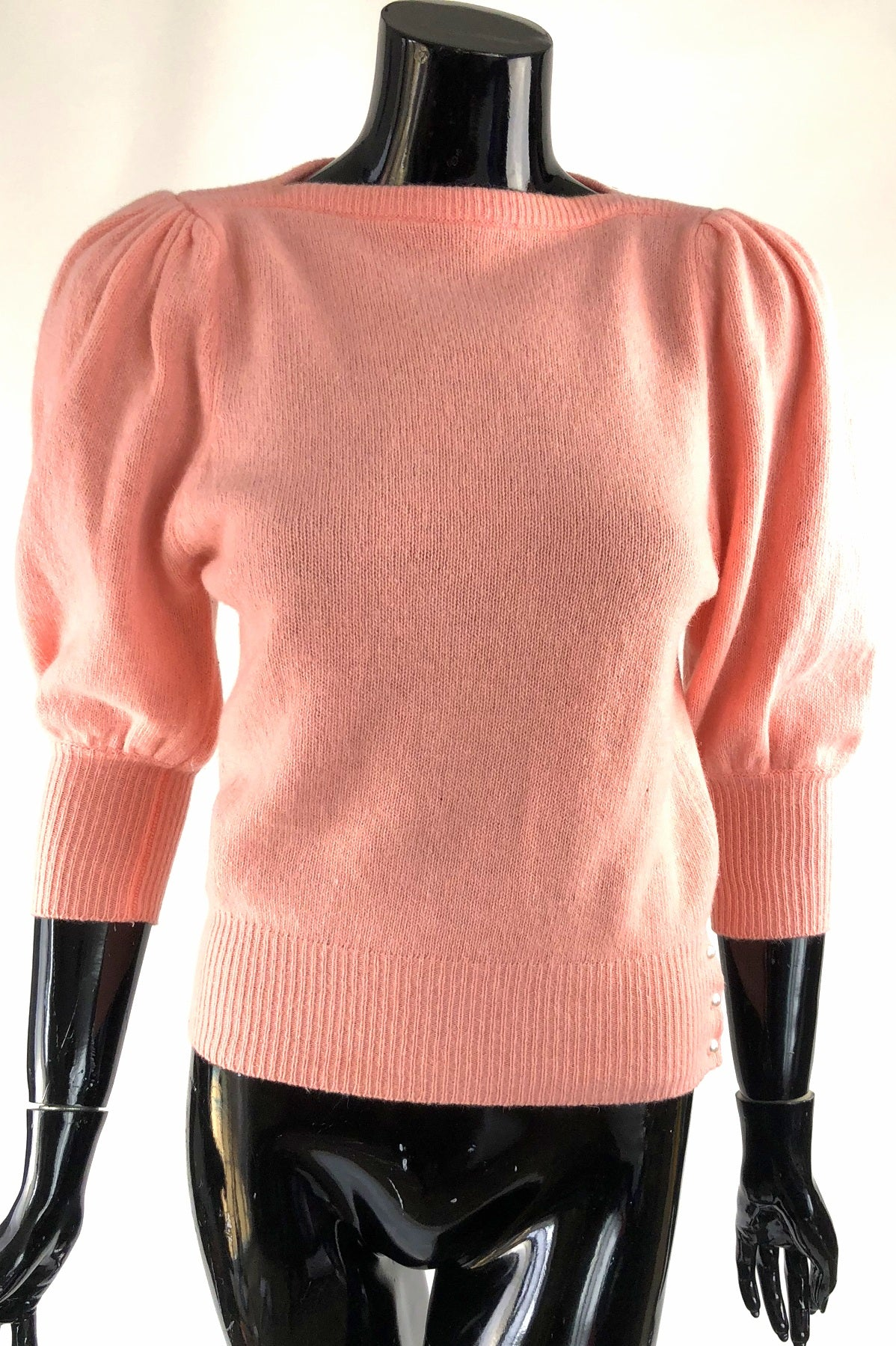 Just Peachy Sweater