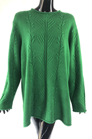 Green Giant Sweater