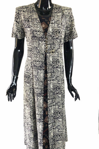 Tribal Counsel Dress