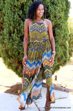 Wild Woman Split Maxi Dress