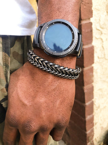 Machinist Steel Bracelet