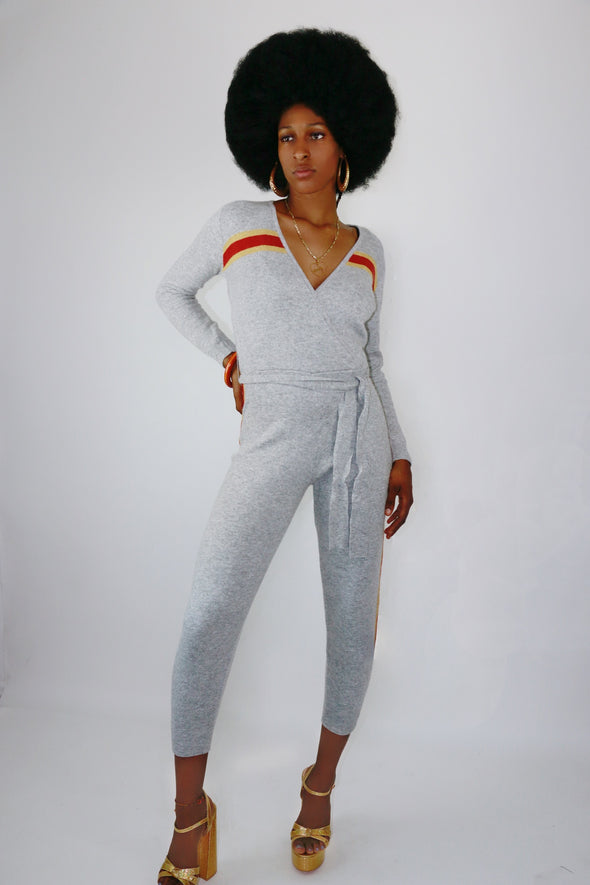 Grayson Knit Jumpsuit