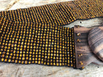 Golden Beaded Belt