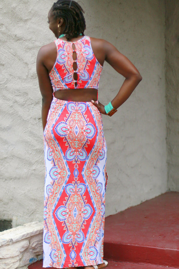 Cayman Maxi Dress