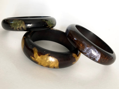African Elephant Bangles