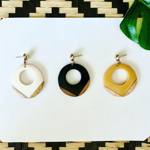 Kuvana Earrings