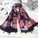 Chivalry Scarf (3 colors)