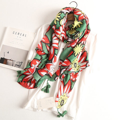 Cringle Scarf