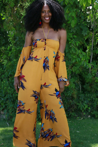 Golden Life Jumpsuit