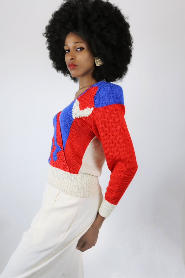 Whitley Vintage Sweater