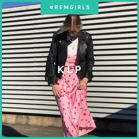 MEET THE REM GIRL: KLP