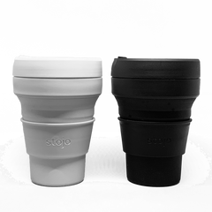 Stojo Collapsible Cup - Coffee Roasters