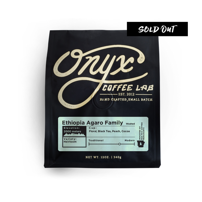 Ethiopia Agaro Family - SOLD OUT - Coffee Roasters