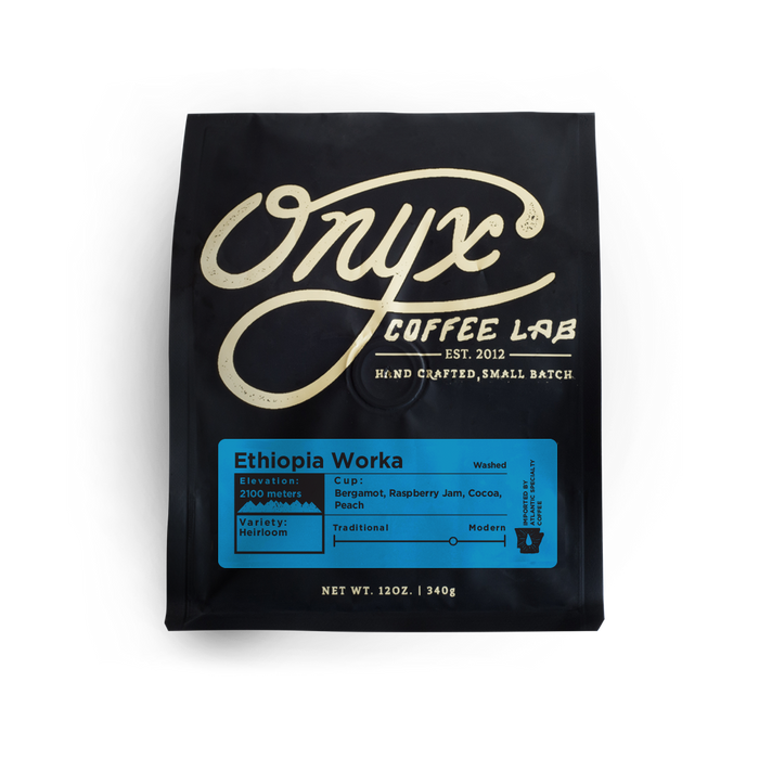 Ethiopia Worka - Coffee Roasters