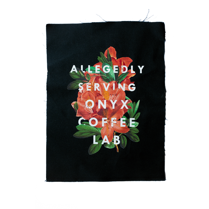 Allegedly Serving Onyx Canvas Print - Coffee Roasters