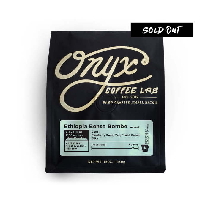 Ethiopia Bensa Bombe - SOLD OUT - Coffee Roasters