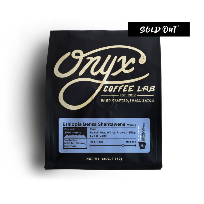 Ethiopia Bensa Shantawene - SOLD OUT - Coffee Roasters