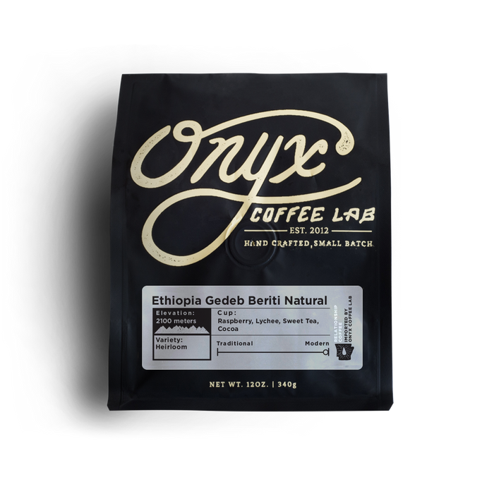 Ethiopia Gedeb Beriti Natural - Coffee Roasters