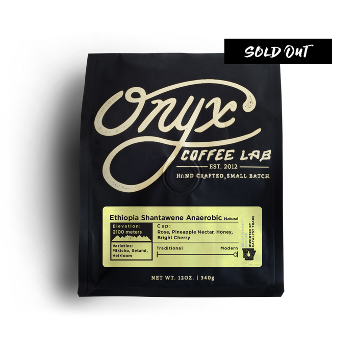 Ethiopia Shantawene Anaerobic Natural - SOLD OUT - Coffee Roasters