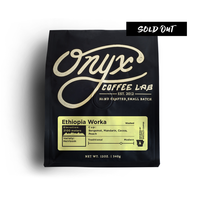 Ethiopia Worka - SOLD OUT - Coffee Roasters